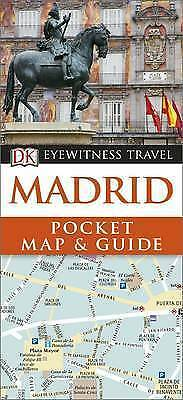 DK Eyewitness Pocket Map and Guide: Madrid, , New Book