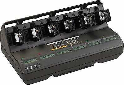 MOTOROLA - NNTN8844A -  IMPRES 2 MULTI-UNIT CHARGER for all APX Portables