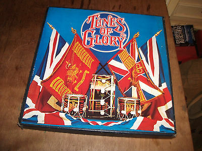 TUNES OF GLORY   8  X 12''  VINYL LPs  BOX SET