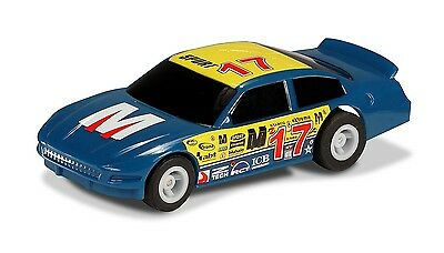 G2157 Micro Scalextric Slot Car Micro GT Car - Blue 17 - Brand New in Packet UK