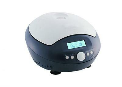 ISG D2012 Plus Micro Centrifuge 15,000 RPM  with  12 x 1.5 / 2ml Rotor (New)