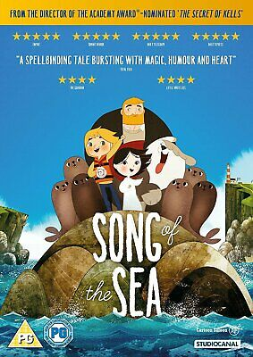 Song Of The Sea (DVD)