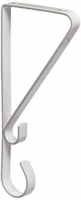 MINTCRAFT GB0373 Hanging Planter Bracket, 9-Inch, White