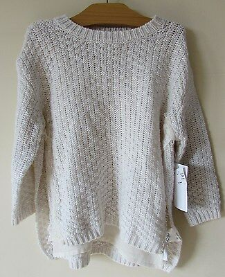 Mayoral Lace Insert Top Age 8 Years Designer Nwt