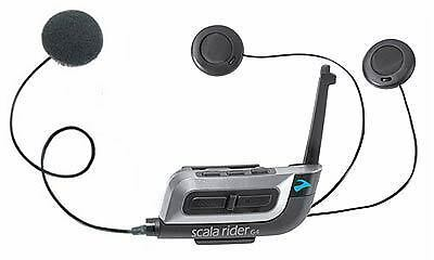 Scala Rider G4 Powerset Wireless Intercom, 2 Sets, Oem