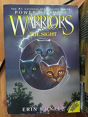 Warriors: Power Of The Three books 1-6
