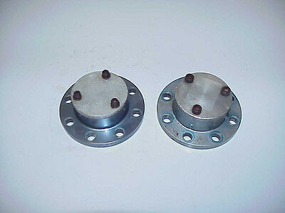 Wide 5 Aluminum Drive Plates 8 Bolt For Quickchange Rear End Late Model Modified