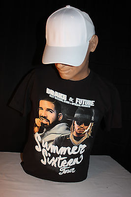 Drake Summer Sixteen Merch Summer Sixteen Tour Graphic Short Sleeve T-Shirt LRG