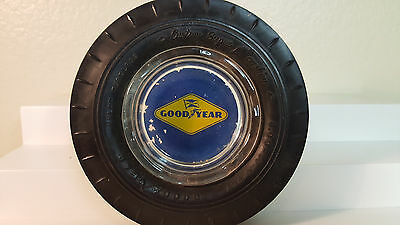 Goodyear Custom Super Cushion 8.00 x 14 Tire Ashtray