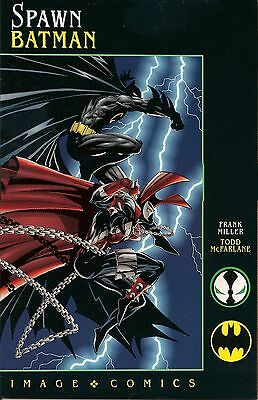 Spawn Batman  # 1