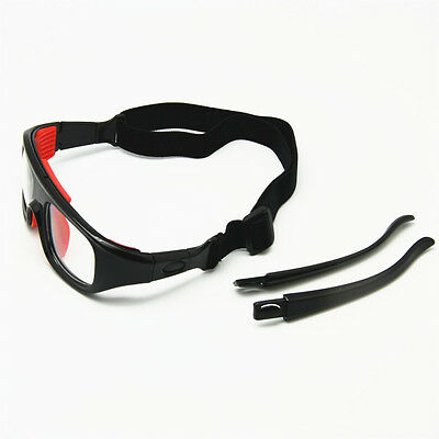 Basketball Glasses Detachable Legs Strap Protective Sports Goggles Optical Frame