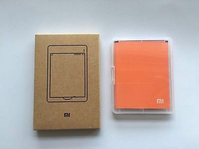 Genuine Battery 3020Mah Replacement F Xiaomi Redmi Note 2 BM45 3.8V only battery