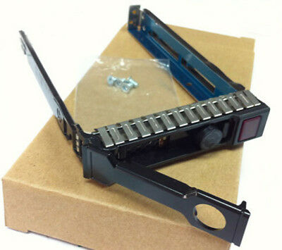 2.5 HP 651687-001 Gen8 SAS SATA Tray Caddy Sled Proliant ML350e ML310e SL250s G8
