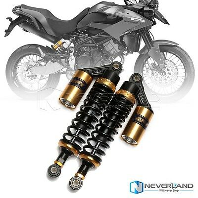 "12.5"" 320mm Stoßdämpfer Paar Federbein Rear Shock Absorbers Air Suspension"