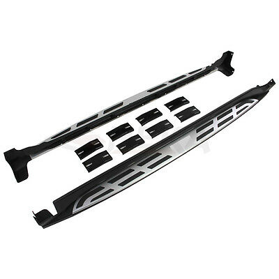 Side step fit for KIA all new Sportage 2016 2017 Running Board Nerf Bar Carrier