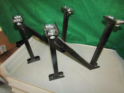 Pair of Mini Bus / Van Seat Mounts.