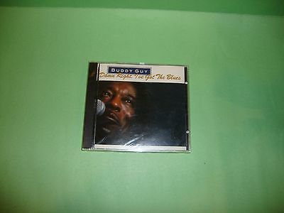 Damn Right Ive Got The Blues by Buddy Guy (CD, 1991, Silvertone) New