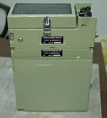 Rockwell Collins PRC-515 RU-20  Exiter