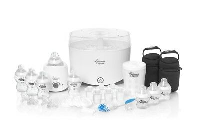 Tommee tippee Complete Feeding Set - Frustaration Free Packaging