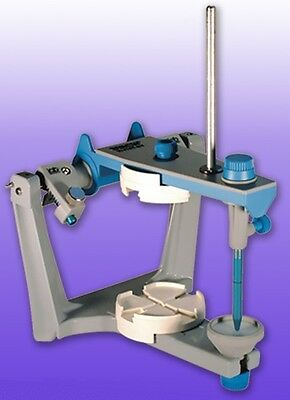Quick Master Lab 40 Metallic Dental Lab Articulator Fag Dentaire