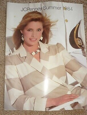 Vintage 1984 JCPenney Summer Store Catalog