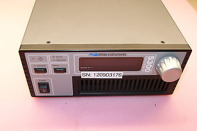 Arroyo 5300 Series Custom TECSource 5300-04-15 Temperature Controller