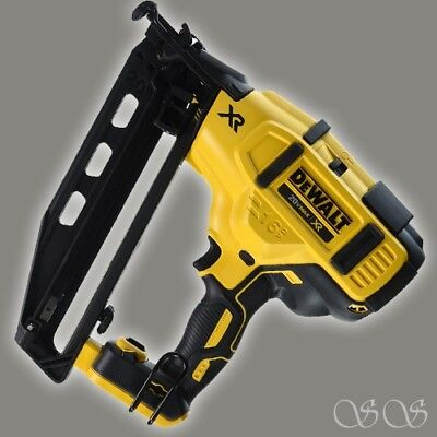Dewalt DCN660B 20V MAX Cordless Lithium-Ion 16 Gauge Angled Finish Nailer (Bare
