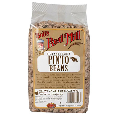 NEW Bob's Red Mill, Pinto Beans, 27 oz (765 g)