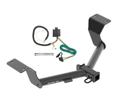 """Class 3 Trailer Hitch & Wiring Pkg For 2017 Honda Crv   2"""" Tow Opening   76128"""