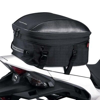 Nelson-Rigg Expandable Tail Bag Touring 33L Black (CL-1060-ST)