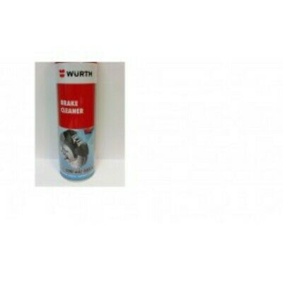 Brake Cleaner Uni-Rapid 500Ml (Wu0890117)
