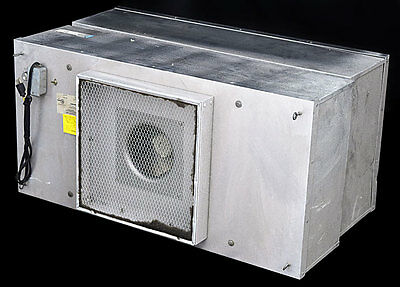Lot of 2 Flanders EFFPM4932448STD PureFlo-FPM HEPA ULPA Fan Filter Module
