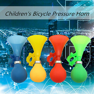 Kids Children Bicycle Bike Squeeze Honking Horn Hooter Bell Cycle Hooter 4colour