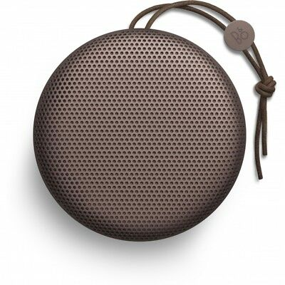 B&O Play by Bang & Olufsen Beoplay A1 Bluetooth Speaker Deep Red