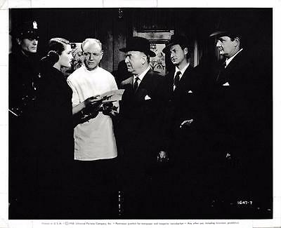 Abbott and Costello Meet the Invisible Man 1950 Vintage Still
