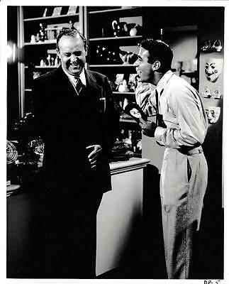 "Grady Sulton, Peter Lawford ""Dear Phoebe"" Vintage TV Still"