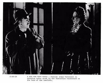"""Alec Guinness """"A Run for Your Money"""" Vintage Still 1959"""