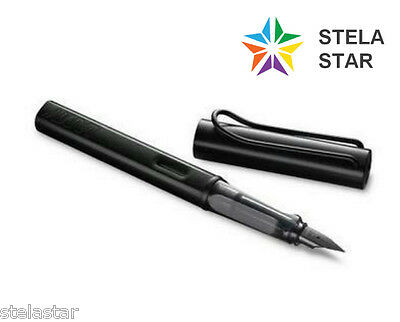 Lamy Al-Star Exclusive All-Star Fountain BLACK Pen Ink Converter Gift Box