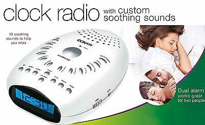 Sleep Sound Relax Therapy Machine Timer Night Sleeping White Noise Soothing Aid