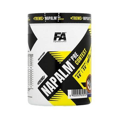 Fitness Authority - Xtreme Napalm Pre-Contest - 500g, Pre-Workout, Booster, Pump