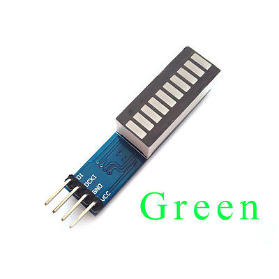 New 10 Segment Green Led Bar Graph Module for Arduino  LED module