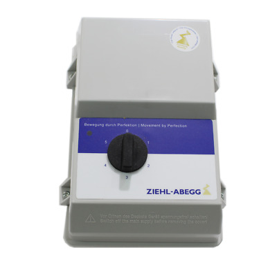 ZEIHL-ABEGG R-E-3.5G Transformer Based Controller For Single Phase Fans
