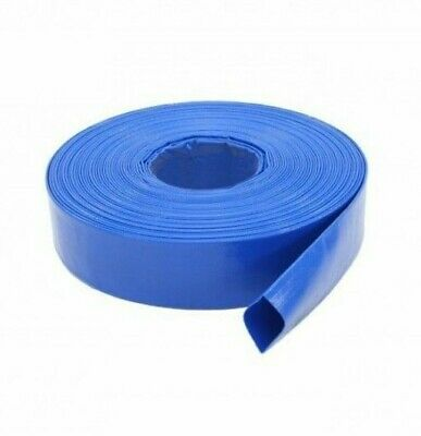 "NEW Blue Lay Flat 76mm / 3"" Hose"