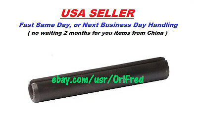 "5/64"" Dia (.078), SAE Roll Pins, 3 Lengths Available x 1/4"" lg, 1/2"" lg, 1"" lg"