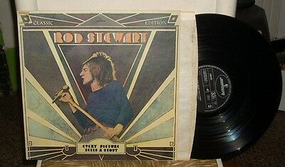 Rod Stewart-Every Picture Tells A Story-Uk First Press
