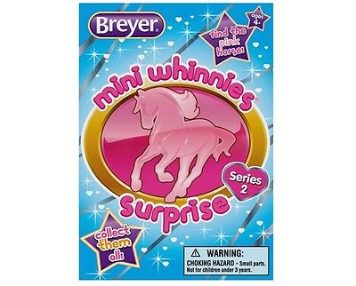 Breyer Mini Whinnies Mystery Surprise Blind Pack Series 2