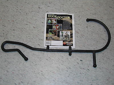 Hook Doctor Calf Catcher Dual Tool Eartag Mouth Treat Cattle Control Livestock