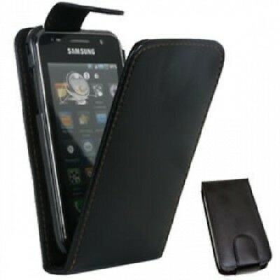 Leather Flip Case Card Slots for Samsung Galaxy Ace GT-S5830 / GT-S5830i UK SELL