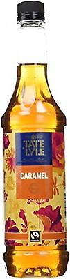 Tate And Lyle Fairtrade Caramel Coffee Syrup 750ml 750 ml Monin FREE P&P