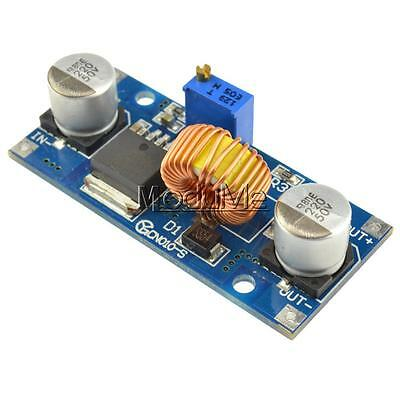 5PCS 5A XL4015 DC Step Down Adjustable Power Supply Module Lithium Charger M